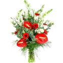 bouquet d 'anthurium